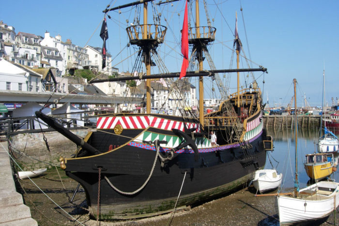 Golden Hind - Brixham Harbour